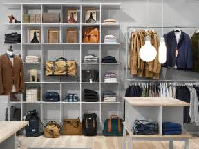 designer mode shop haberdash fashion shop by form us with stockholm retail design