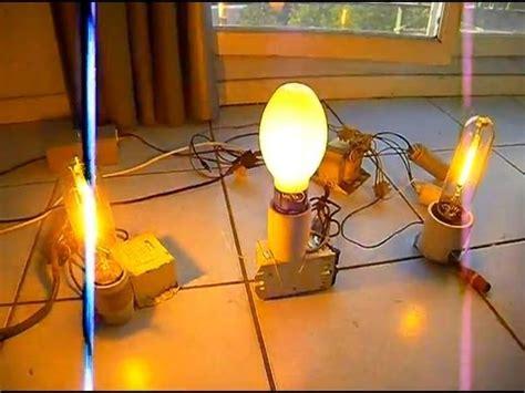 les 224 vapeur de sodium haute pression 100 w 150 w eclairage