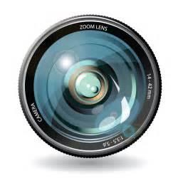 camera lens vector nhokmon