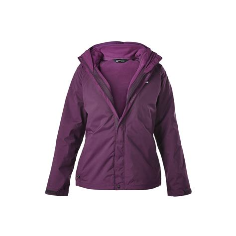 3in1 Trapes berghaus calisto delta 3in1 jacket cerise
