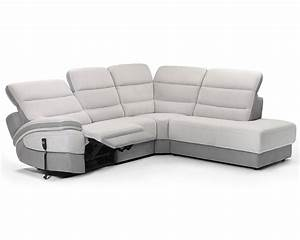 canape d39angle electrique balmoral meubles atlas With canapé d angle composable