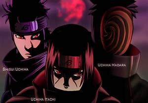 Uchiha Shisui (spoilers del manga) en el foro Mundo naruto ...