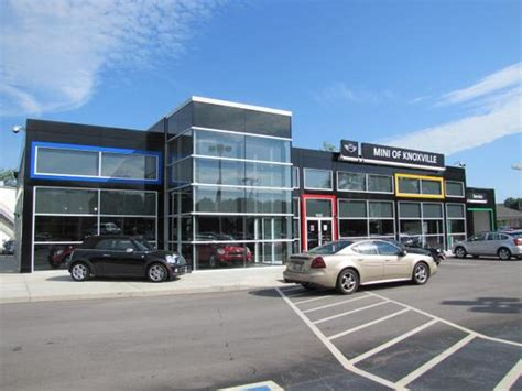 Ford dealership parkside drive knoxville tn