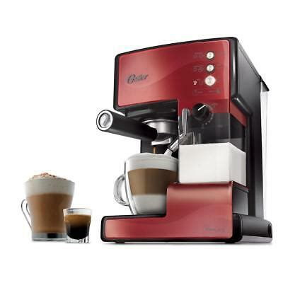 8,124 likes · 7 talking about this · 138 were here. Oster Prima Latte Coffee maker espresso Treatment of milk 15 bar Stainless Steel 5060134336340 ...