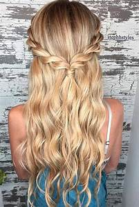 10 Easy Hairstyles for Long Hair Make New Look! Hair Pinterest Easy hairstyles, Easy and