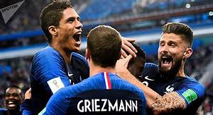 Twitter Celebrates as France Make it to FIFA World Cup ...