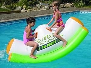 Jeux Gonflable Pour Piscine : balan oire gonflable aquatique pour piscine ~ Dailycaller-alerts.com Idées de Décoration