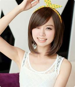 Most Popular Asian Hairstyles For Short Hair PoPular
