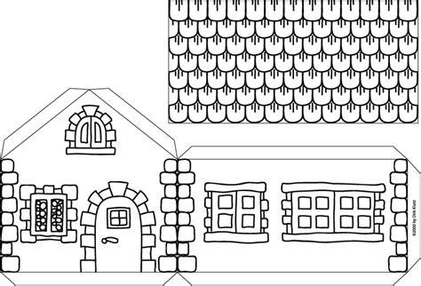 hexenhaus aus karton bastelfrau