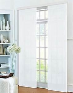 Flächenvorhang Unterschiedliche Längen : schiebevorhang fl chenvorhang mikrofaser blickdicht matt 245x60 wei ebay ~ Orissabook.com Haus und Dekorationen