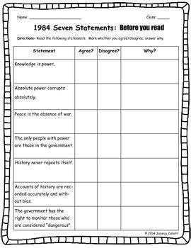 pre reading  post reading theme activity