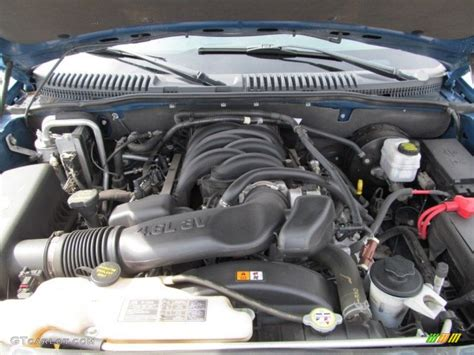 Ford Explorer V8 Engine Diagram by 2010 Ford Explorer Sport Trac Adrenalin Awd 4 6 Liter Sohc
