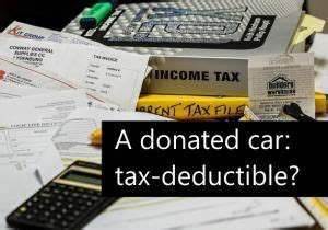 Give Car To Charity Tax Deduction - 1000 ideas about charitable contributions on