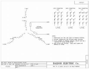 30 Baldor Motors Wiring Diagram 3 Phase