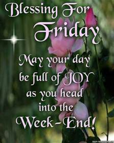 friday blessing quotes quotesgram