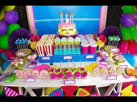 fiesta de shopkinspartygirlfiestas infantiles
