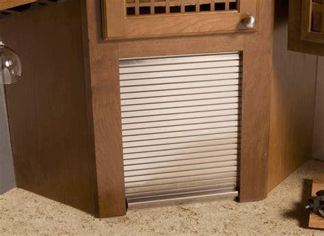 metal tambour doors for cabinets aluminum tambour door for appliance garage former