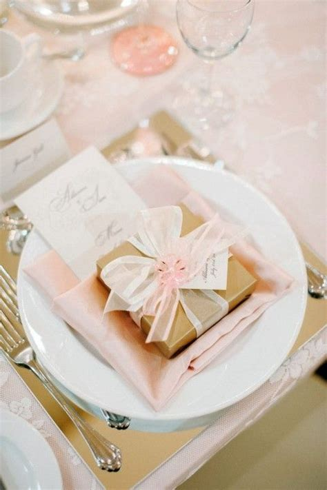 sweet blush  gold wedding ideas weddingomania