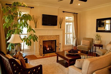 Small Living Room Ideas With Fireplace by Bubba Moose Tucker Bayou Construction Process