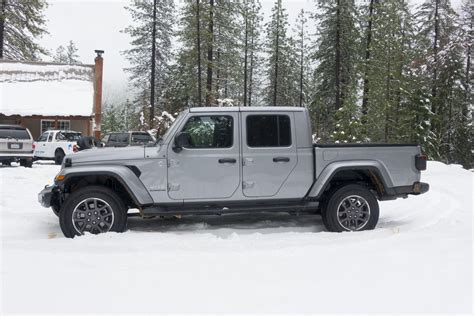 jeep gladiator review  wrangler pickup     roadshow