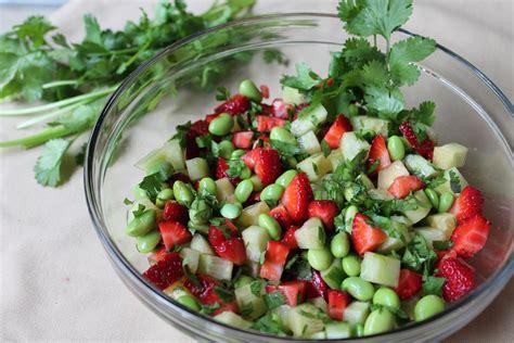 simple summer salads simple edamame summer salad britt s blurbs