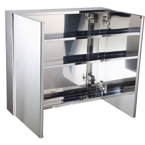 Wall Mounted Storage Cabinets With Glass Doors by Wall Mount Storage Cabinet Mirror Door Stainless