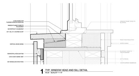 Window Sill Detail by 1000 Images About Building Science Details On