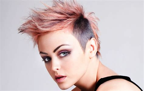 cool punk hairstyles haircuts hairstyles ideas