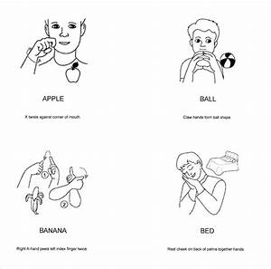 sample baby sign language chart 7 free documents in pdf With sign language documents