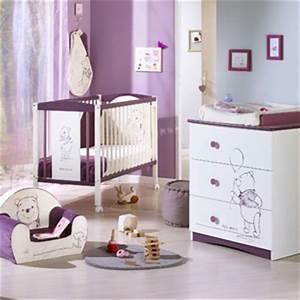 Chambre Bébé Ourson : decoration chambre bebe winnie l ourson ~ Teatrodelosmanantiales.com Idées de Décoration