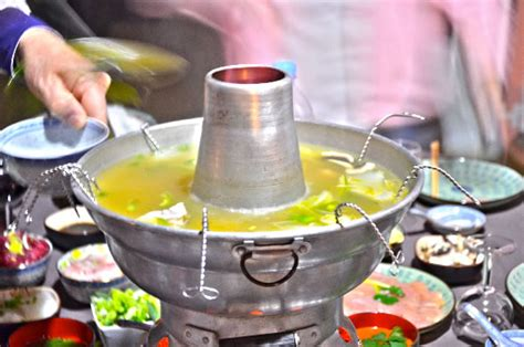 comment monter une cuisine fondue chinoise recette bouillon sauce comment faire