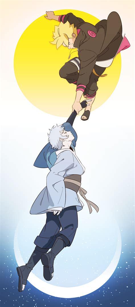 borumitsu boruto zerochan anime image board