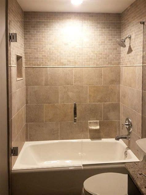 frameless glass tub enclosures  chicago naperville