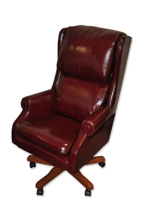 wingback executive chair podany s