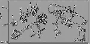 Hydraulic Lift Kit - Utility Vehicle John Deere 825i - Utility Vehicle