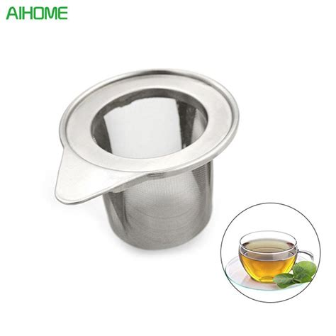 Edego 3 filter bag cloth reusable coffee tea filter traditional thai style cloth coffee filter sock strainer metal handle pour over coffee dripper filter cloth tea filter. Metal Coffee Filters Stainless Steel Tea Filter Cup Strainer Tea Leaf Cone Filter Drip Coffee ...