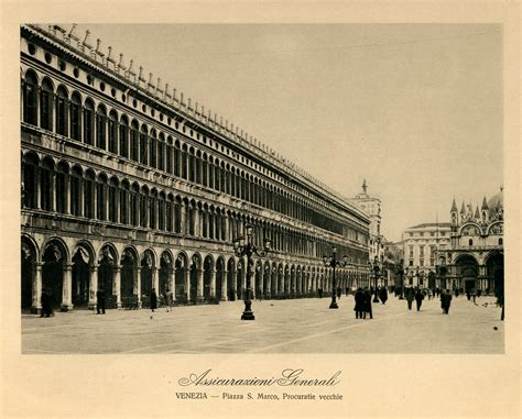 sede generali assicurazioni sede delle assicurazioni generali a venezia prima met 224