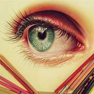 Amazing Color Pencil Drawings Eyes