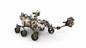 Mars 2020 Rover - Artist's Concept   Mars Image