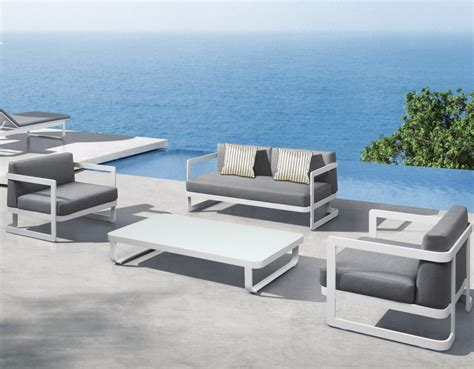 modern outdoor patio furniture sets home design ideas