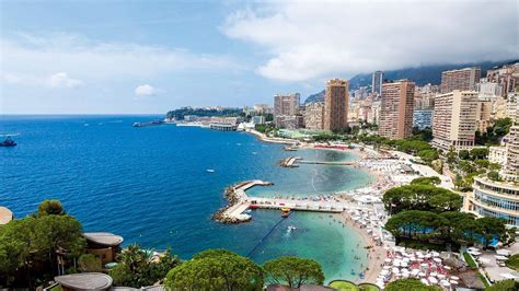 Beausoleil  French Riviera  2 Bed Apartment With Sea