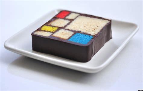 sfmoma art desserts  treats inspired  famous