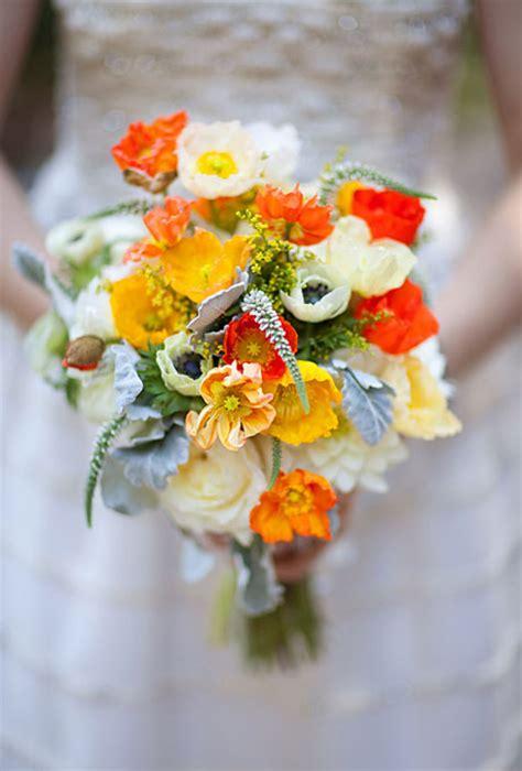Floral Inspiration For A Summer Wedding