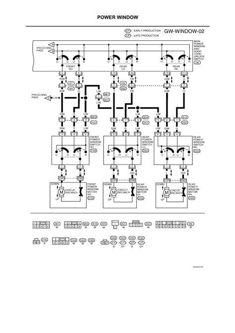 Dodge Ram Power Window Wiring Diagram by 2001 Dodge Ram Truck Dakota 2wd 3 9l Fi Ohv 6cyl Repair