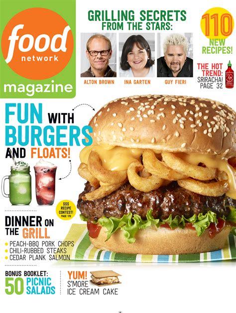 magazines cuisine food magazine hearst corporation