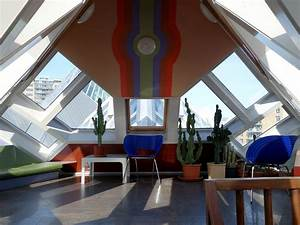 Cube houses controversial design by architect piet blom for Interior design office rotterdam