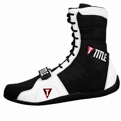 Boxing Shoes Ring Title Freak