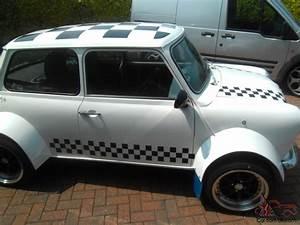 Classic Mini Conversion Rear Wheel Drive 5speed