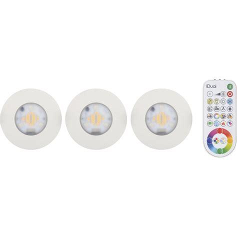 kit  spots  encastrer salle de bains idual fixe led jedi