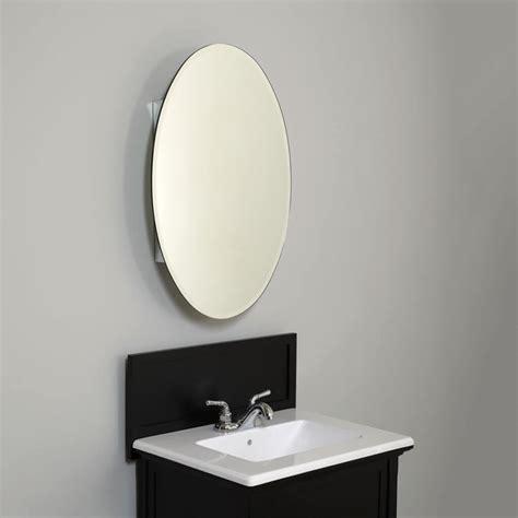 bathroom mirror oval 15 white oval bathroom mirror mirror ideas 11064